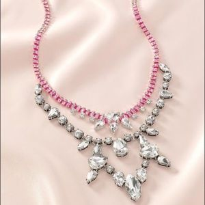 Stella and dot statement necklace